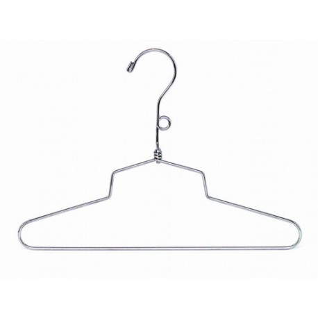 "Kids 12"" Metal Top Hanger"