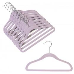 Kids Slim-Line Lavender Hanger
