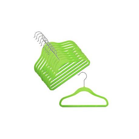 Kids Slim-Line Lime Hanger