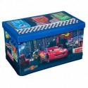 Disney Pixar's Cars Fabric Toy Box