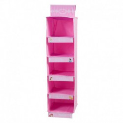 Disney Princess Days of the Week Hanging Storage Compartment