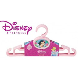 "Kids 12"" Princess Hangers"