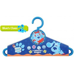 "Kids 12"" Blues Clues Hangers"