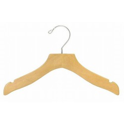 "Kids 12"" Wavey Top Hanger"