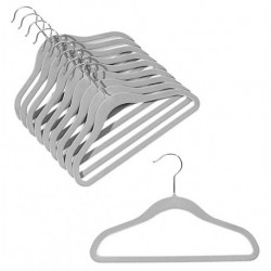 Kids Slim-Line Platinum Hanger