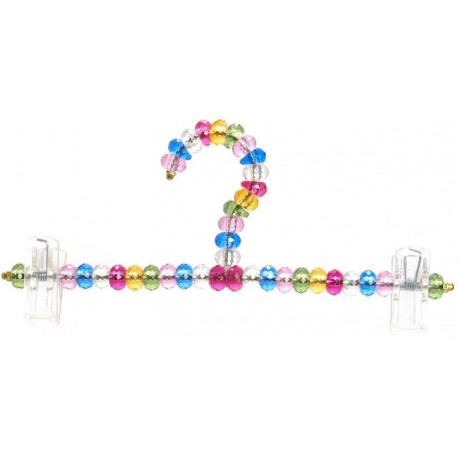 Kids Multi Color Pant/Skirt Glam Hanger